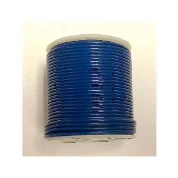 Solid core hookup wire