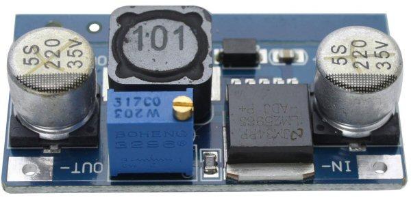 3 Amp Buck converter module