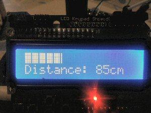 Arduino Distance Sensor Part 2